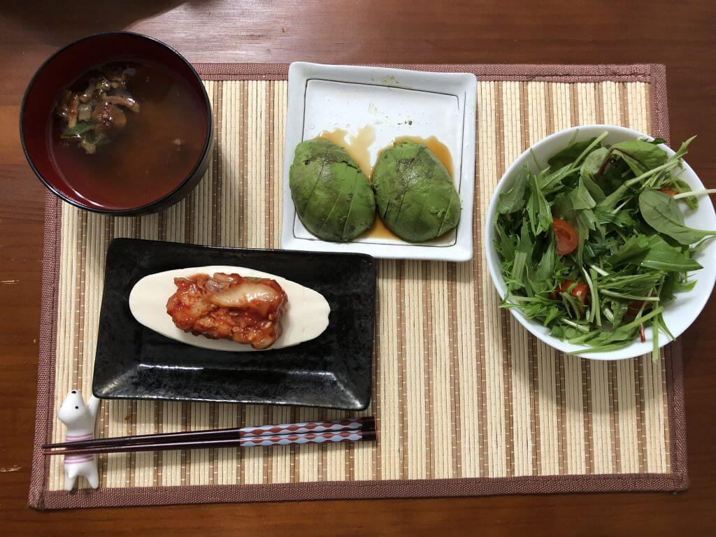 sugars-off-dinner