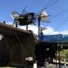 湖畔がキレイで巨大な海賊船がある筑紫野市総合公園。