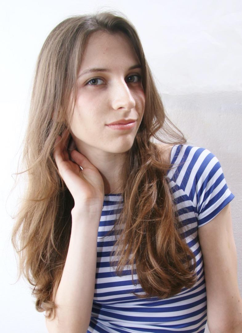 model-posing