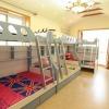 ロフトベッドはオススメ。オシャレに空間を最大限に有効活用。