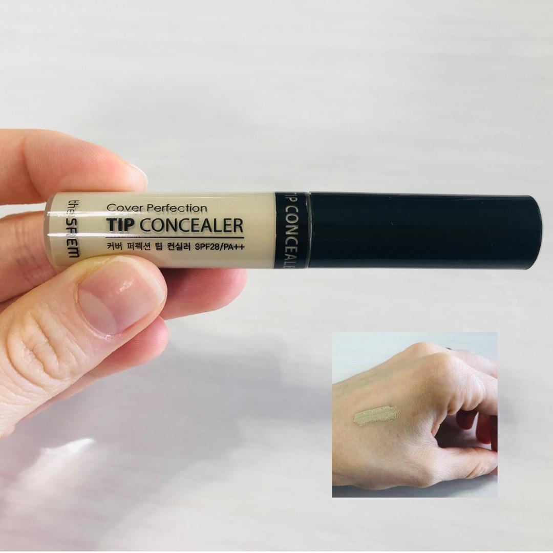 the-saem-tip-concealer-green-beige
