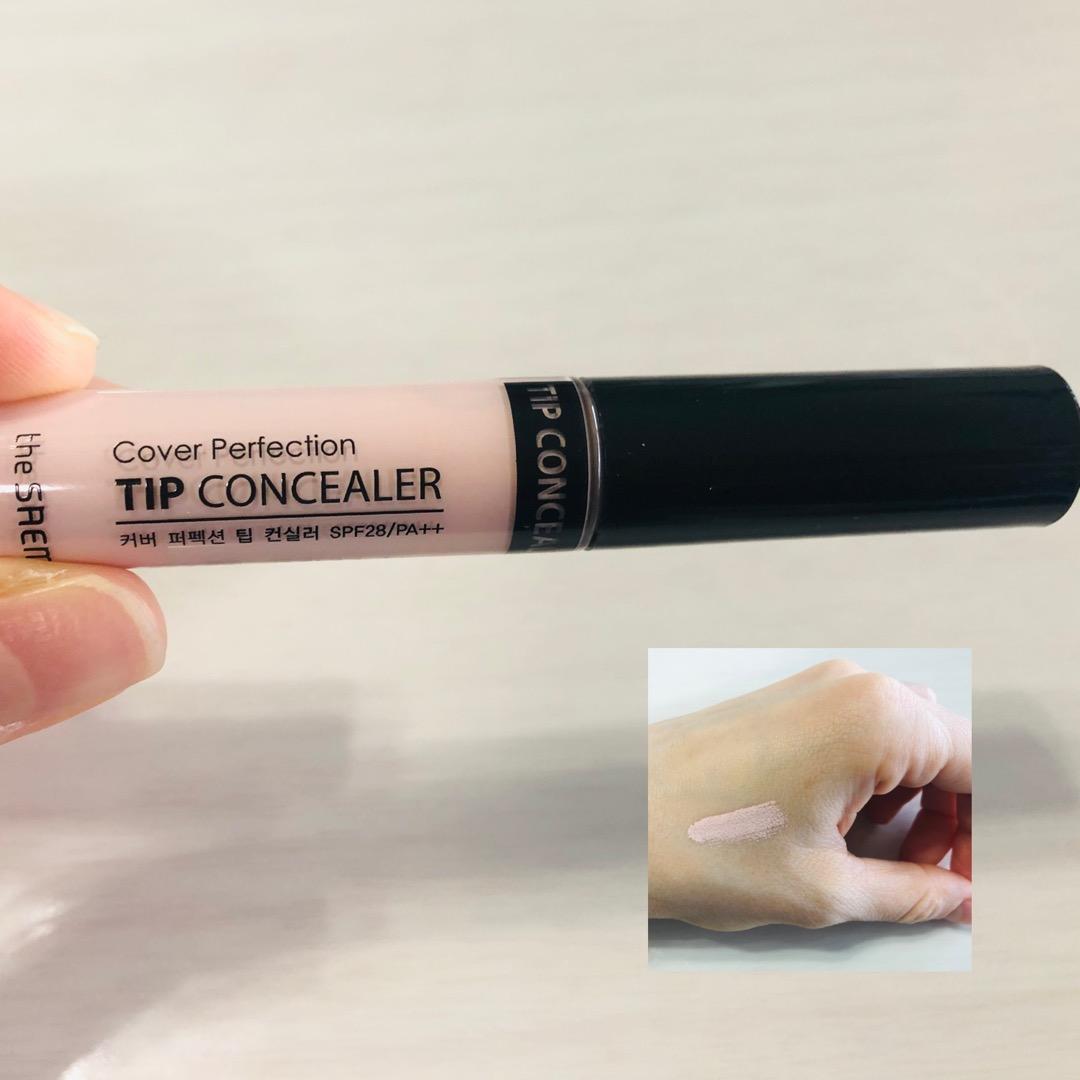 the-saem-tip-concealer-brightner
